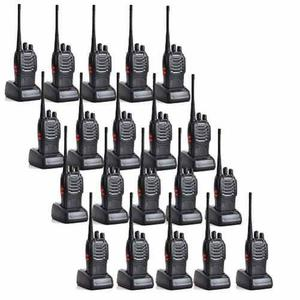 Baofeng Radio Bf-888s Walkie Talkie Uhf 400-470mhz Pack-20