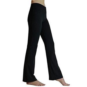 Bootleg Pantalón Yoga Entrenamiento De La Aptitud De Los