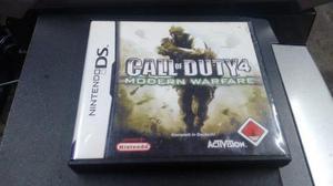Call Of Duty 4 Modern Warfare Para Nintendo Ds