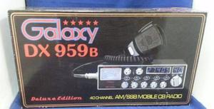 Cb Radio Galaxy Dx 959b Edicion Especial