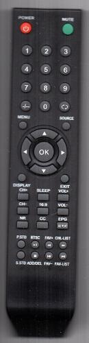 Control Remoto Tv Lcd Led Mitsui, Atvio, Lexus, Polaroid