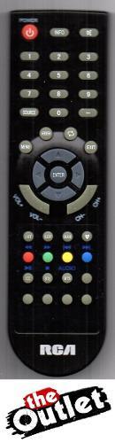 Control Remoto Tv Lcd Led Rca
