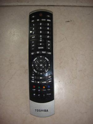 Control Tv Toshiba Lcd Pantalla Led Smart 3d Original