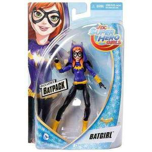 Dc Super Hero Girls Surtido De Figuras De Accion Batgirl