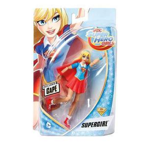 Dc Super Hero Girls Surtido De Figuras De Accion Supergirl