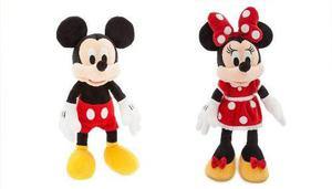 Disney Peluches 45 Cm Set Mickey & Minnie Mouse Disney Store