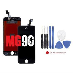 Display+ Touch Iphone 5s Negro Original Blanco Y Envio
