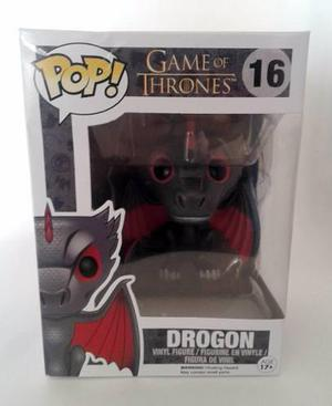 Drogon 16 Funko Pop Game Of Thrones Juego De Tronos
