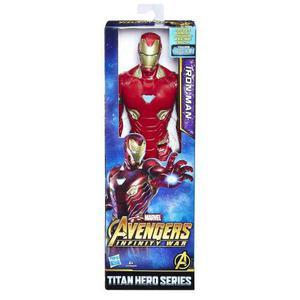 Figura Iron Man 12 Pulgadas Titan Hero Series Avengers