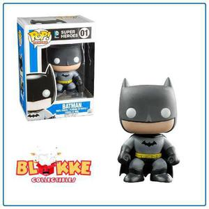 Funko Pop Dc Comics Super Heroes Batman 01 Funko
