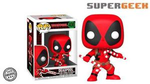 Funko Pop - Deadpool Navideño Navidad (1)
