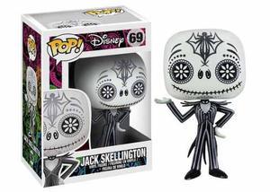 Funko Pop Disney Jack Skellington 69 Extraño Mundo De Jack