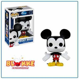 Funko Pop Disney Mickey Mouse 01 Original Clasico Mickey