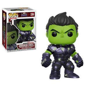 Funko Pop Games Marvel Future Fight Amadeus Cho As Hulk 336