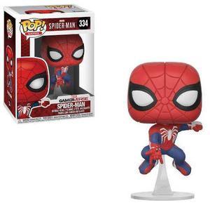 Funko Pop Games Marvel Spiderman Ps4 Spider-man 334