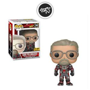 Funko Pop Hank Pym Unmasked 346 Ant Man And The Wasp Marvel