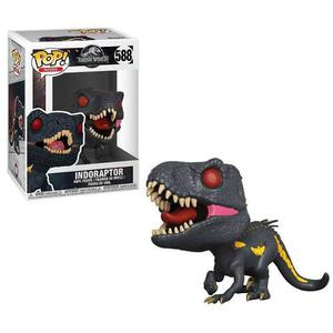 Funko Pop Jurassic World 2 Figura De Indoraptor Nuevo
