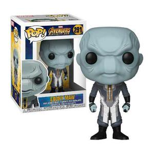 Funko Pop Marvel Avengers Infinity War Ebony Maw 291 Dark Or