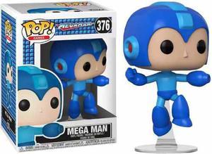Funko Pop Mega Man #376 Original Envio Gratis