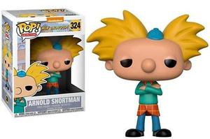 Funko Pop Nickelodeon Hey Arnold Arnold 324 Funko Cartoons