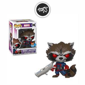 Funko Pop Rocket Raccoon Classic Marvel Exclusivo Px Le25000