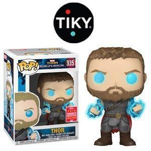 Funko Pop Thor With Odin Force Summer Convention Sdcc 2018