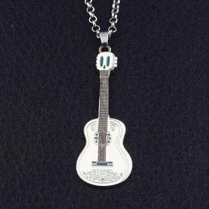 Genial Collar Guitarra Coco Envio Gratis