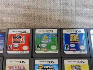 High School 1/2/3 Nintendo Ds