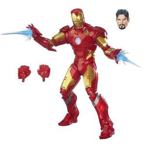 Iron Man 30 Cm Serie Legends Marvel Figura De Accion Hasbro