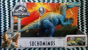 Jurassic World Suchomimus Accíon Devoradora Envío Gratis