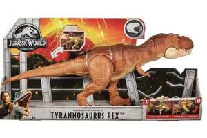 Jurassic World Tyrannosaurus Rex Dinosaurio Extremo Oferta