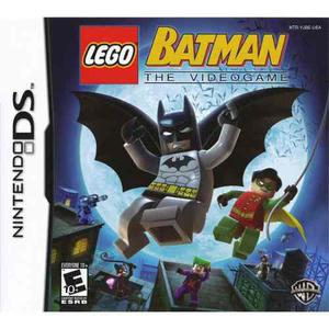 Lego Batman The Videogame Nintendo Ds