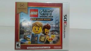 Lego City Undercover The Chase Begins Nintendo 3ds Game77