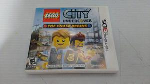 Lego City Undercover The Chase Completo Para Nintendo 3ds
