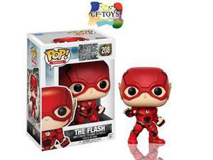 Liga De La Justicia Flash Funko Pop Pelicula Dc Comics Cf