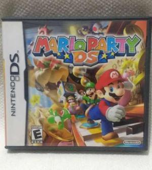 Mario Party Ds Para Nintendo Ds Usado