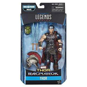 Marvel Legends Thor Ragnarok Figura Thor 6 Pulgadas