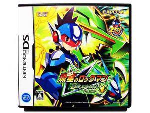 Mega Man Star Force Dragon Japones - Nintendo Ds 2ds & 3ds