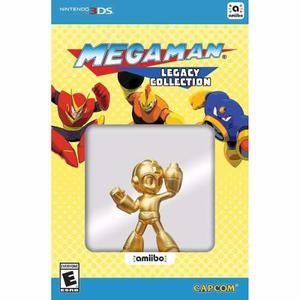 Megaman Legacy Collection - Nintendo 3ds (Nuevo)