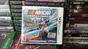 Nascar Unleashed Nintendo 3ds,nuevo.