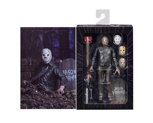 Neca Friday The 13th Jason Voorhees Part 5 Ultimate