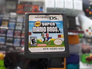 New Super Mario Bros Para Nintendo Ds (Envio Gratis)