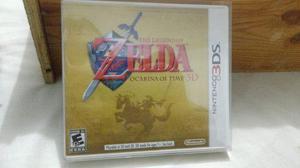 Nintendo 3ds - The Legend Of Zelda Ocarina Of Time 3d