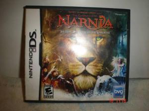 Nintendo Ds Cronicas Narnia El Leon La Bruja Y El Ropero Nds