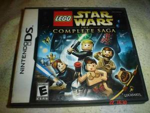 Nintendo Ds Lego Star Wars La Saga Completa Nds