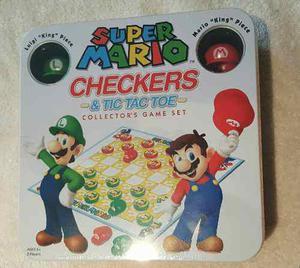 Nintendo Juego De Mesa 2 En 1 Mario & Luigi + Envío Gratis