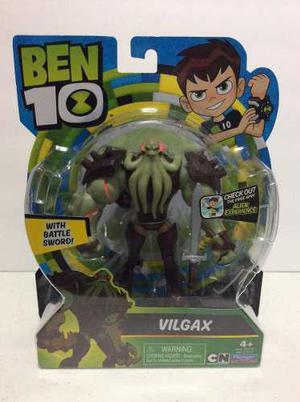 Nuevas Figuras De Ben 10 Vilgax
