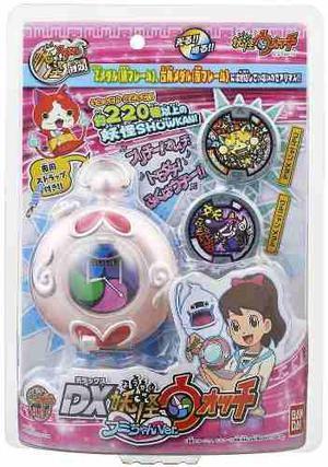 Nuevo Dx Japan Bandai Yokai Reloj Fumichan Versión Yo-kai