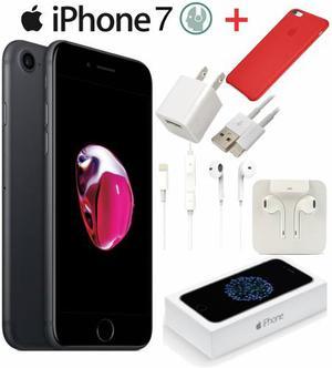 Oferta! Iphone 7 32gb Caja Y Accesorios Originales A Meses!