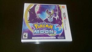 Oferta Pokemon Moon Luna Para Nintendo 3ds, 2ds Nuevo